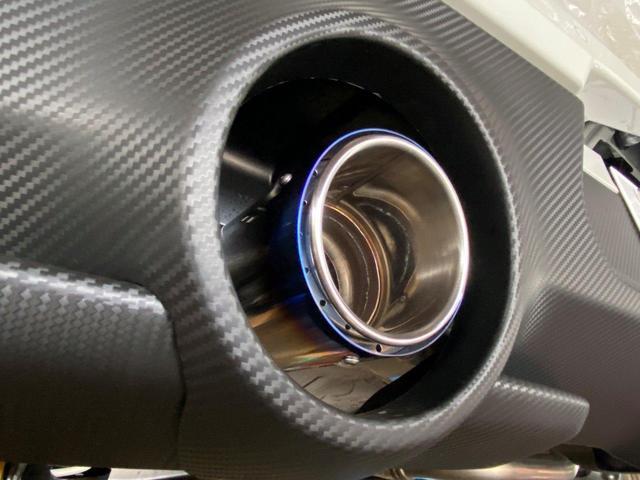 HKSハイパワースペックL2マフラー・HKSハイパーマックス4GT車高調パッケージ セーフティサポート非装着車(9枚目)