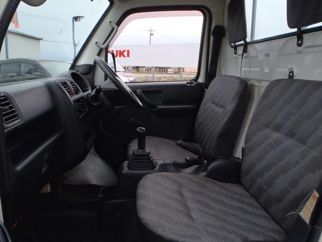 KCエアコン・パワステ 5速マニュアル 4WD 車検整備付き(8枚目)