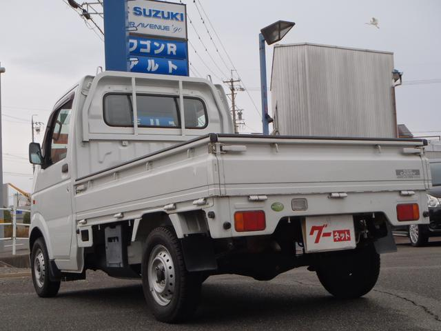 KCエアコン・パワステ 5速マニュアル 4WD 車検整備付き(9枚目)