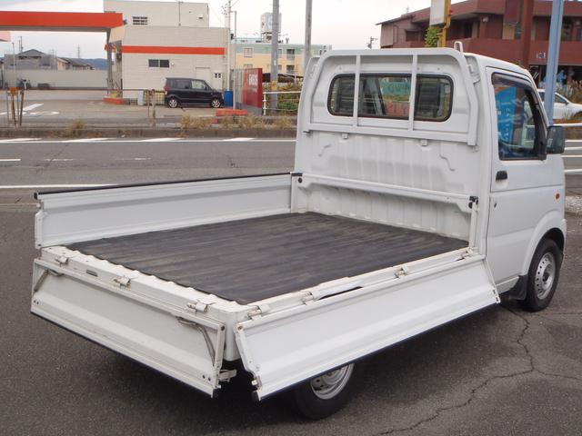 KCエアコン・パワステ 5速マニュアル 4WD 車検整備付き(11枚目)