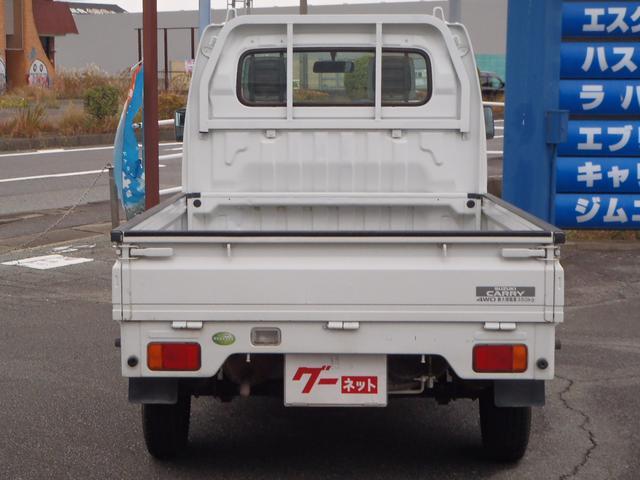 KCエアコン・パワステ 5速マニュアル 4WD 車検整備付き(14枚目)
