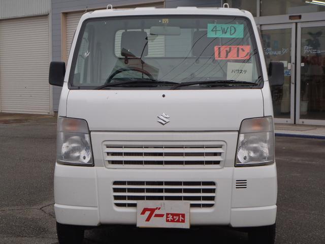 KCエアコン・パワステ 5速マニュアル 4WD 車検整備付き(15枚目)