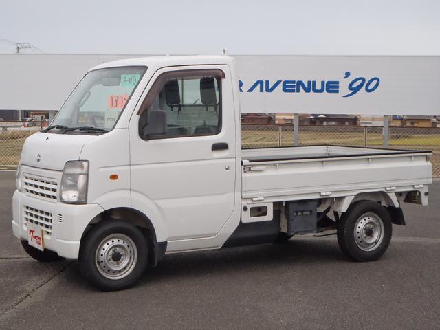KCエアコン・パワステ 5速マニュアル 4WD 車検整備付き(16枚目)
