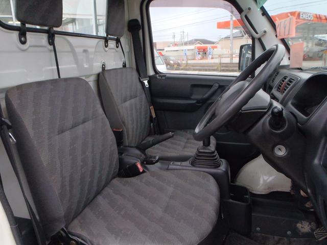 KCエアコン・パワステ 5速マニュアル 4WD 車検整備付き(19枚目)