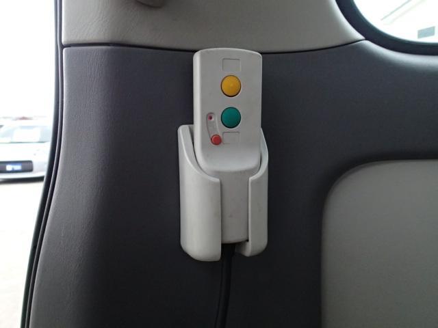 チェアキャブ福祉車両 M仕様リフト 10人2台 電動ステップ(4枚目)
