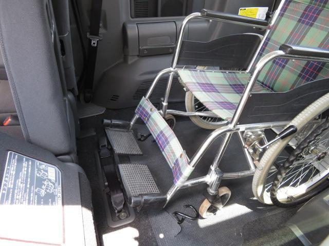 トヨタ ノア ウェルキャブ福祉車両 スロープ6人 電動固定 8ナン HDD