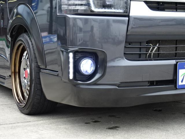トヨタ レジアスエースバン ハイエース D-4WD コプラスヘッド 19AW