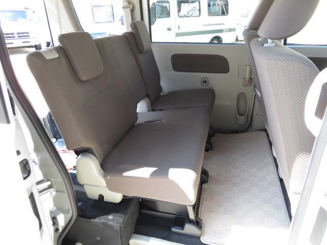 日産 NV100クリッパーリオ チェアキャブ福祉車両 スロープ4人 電ウィンチ固定 ナビ
