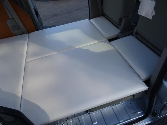 スズキ エブリイ オリジナル軽キャンパー 4ナンバー フルフラット