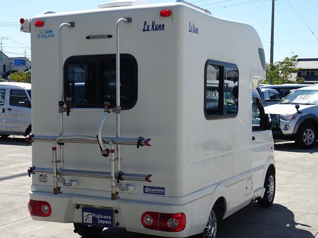 マツダ スクラムトラック AZMAX ラクーン 軽キャンピング 5MT 4WD