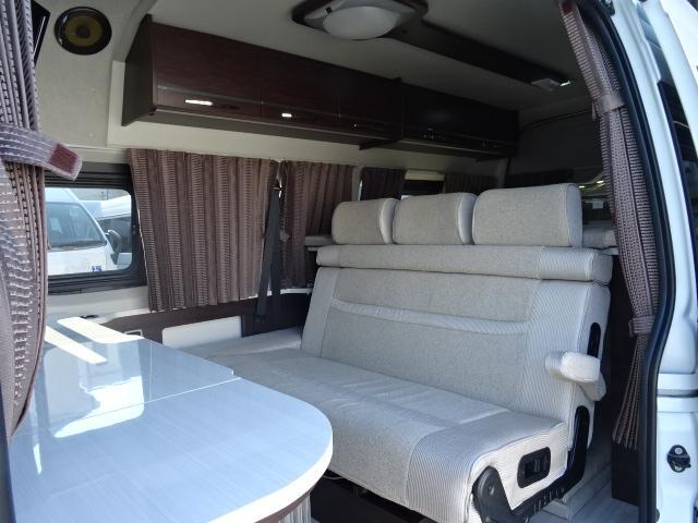 RVランド ランドワゴン 4WD 冷蔵庫(9枚目)