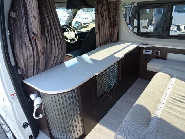 RVランド ランドワゴン 4WD 冷蔵庫(14枚目)