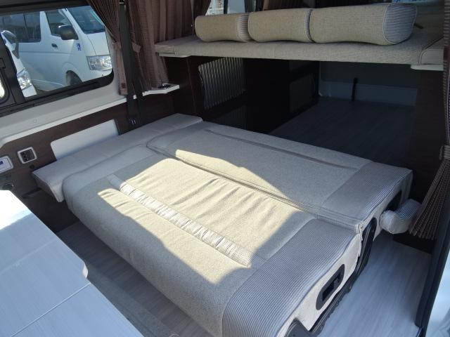 RVランド ランドワゴン 4WD 冷蔵庫(15枚目)