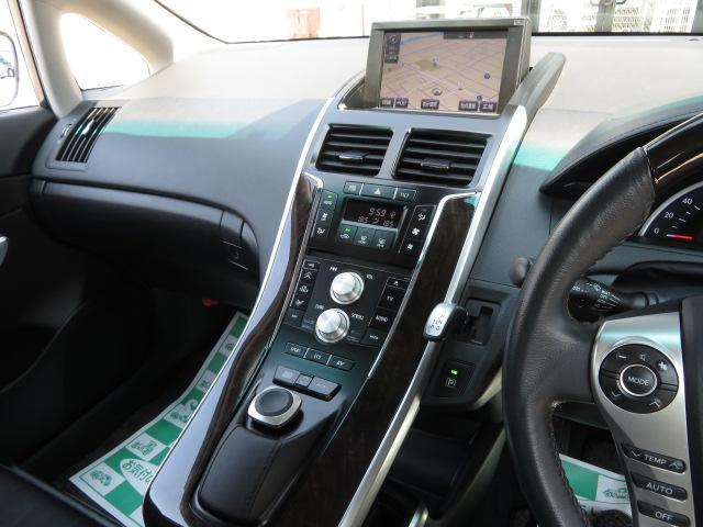 トヨタ SAI G ウェルキャブ 助手席リフトアップシート 純正ナビ Bカメ