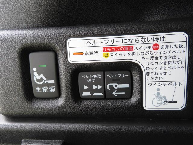 ホンダ N BOX+カスタム SSパッケージ 車いす仕様車 電動ウィンチ ナビ CTBA