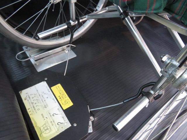 トランスケア 電動リフター 4人乗り 福祉車両(5枚目)
