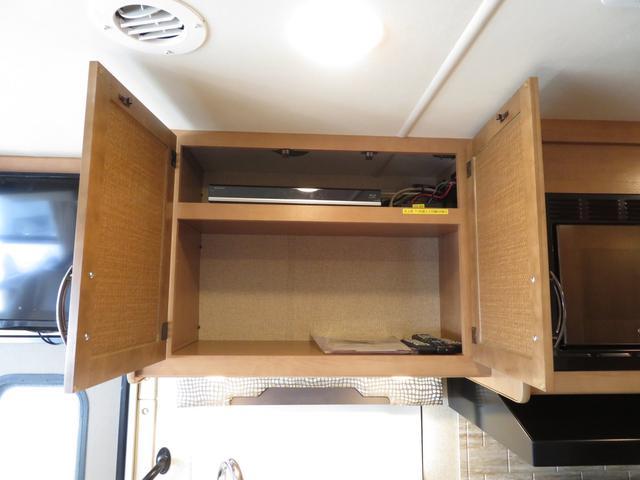 収納棚も多く設けられております♪