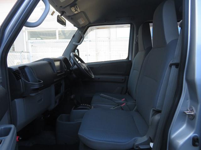 チェアキャブ スロープ 補助席付き 4人乗り 電動ウィンチ(12枚目)