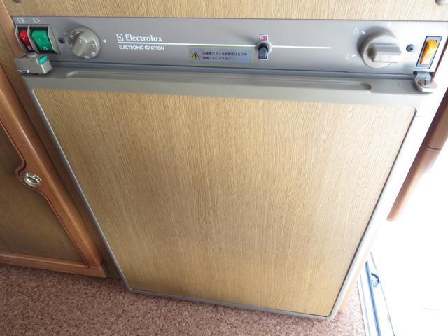 冷蔵庫は3WAY方式となります。