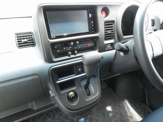 ダイハツクラフト製 楽旅 サブバッテリー 走行充電 インバーター350W カーテン ベッドキット ナビ バックカメラ ETC 切り替え4WD パワーミラー(30枚目)