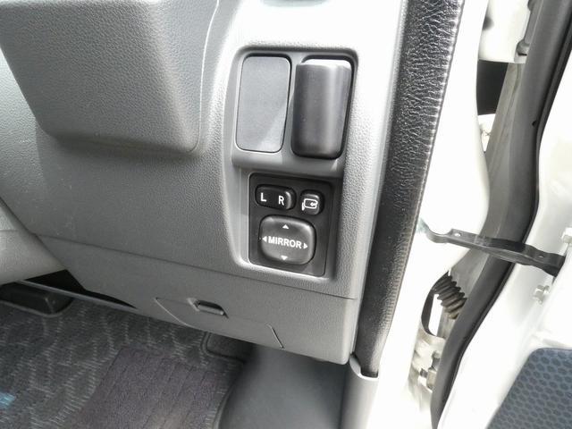 ダイハツクラフト製 楽旅 サブバッテリー 走行充電 インバーター350W カーテン ベッドキット ナビ バックカメラ ETC 切り替え4WD パワーミラー(31枚目)