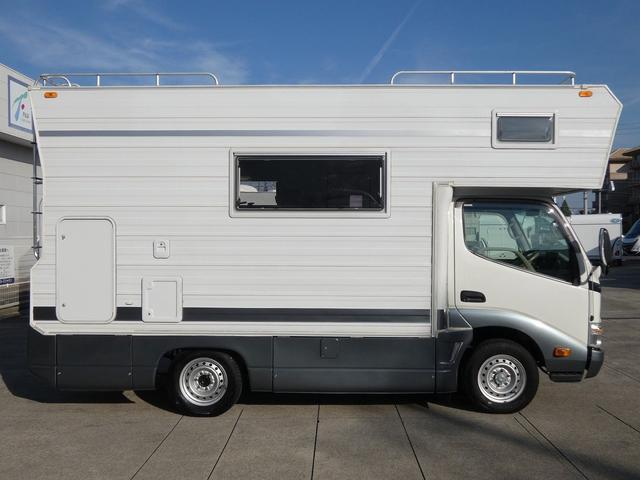 ミスティック アンセイエ 8ナンバーキャンピングカー 家庭用エアコン トリプルサブバッテリー インバーター1500W 燃料式FFヒーター サイドオーニング 社外ショック&ライドライトエアサス(36枚目)