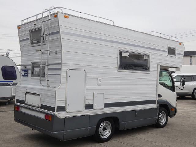 ミスティック アンセイエ 8ナンバーキャンピングカー 家庭用エアコン トリプルサブバッテリー インバーター1500W 燃料式FFヒーター サイドオーニング 社外ショック&ライドライトエアサス(37枚目)