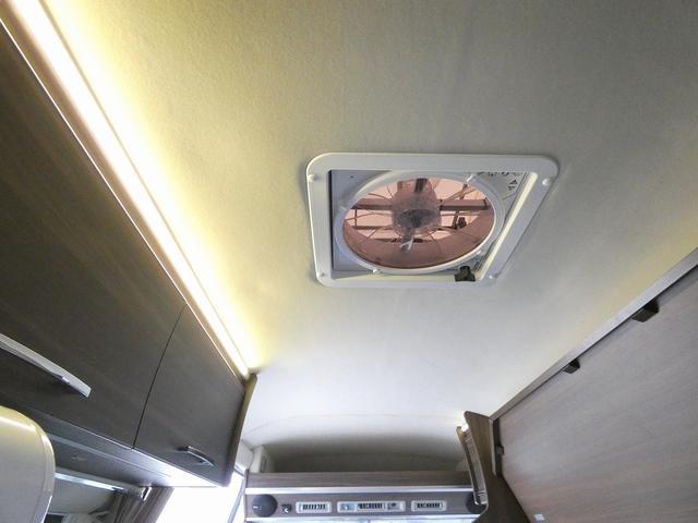 レクビィ カントリークラブ スーペリア 8ナンバキャンピングカー 4WD トリプルサブバッテリー インバーター1500W ルームエアコン シャワールーム ヒートエクスチェンジャー 温水システム 2段ベッド(7枚目)