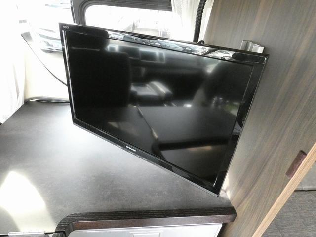 レクビィ カントリークラブ スーペリア 8ナンバキャンピングカー 4WD トリプルサブバッテリー インバーター1500W ルームエアコン シャワールーム ヒートエクスチェンジャー 温水システム 2段ベッド(16枚目)