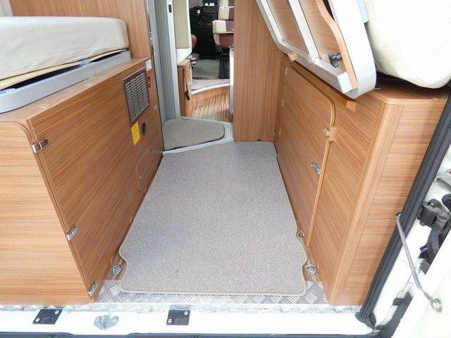 デュカト アドリア ツイン540SPT 8ナンバーキャンピングカー アラウンドビューモニター ツインサブバッテリー 走行充電 外部充電 ソーラーパネル ガスボイラーヒーター インバーター1500W リア常設ベッド カセットトイレ(21枚目)