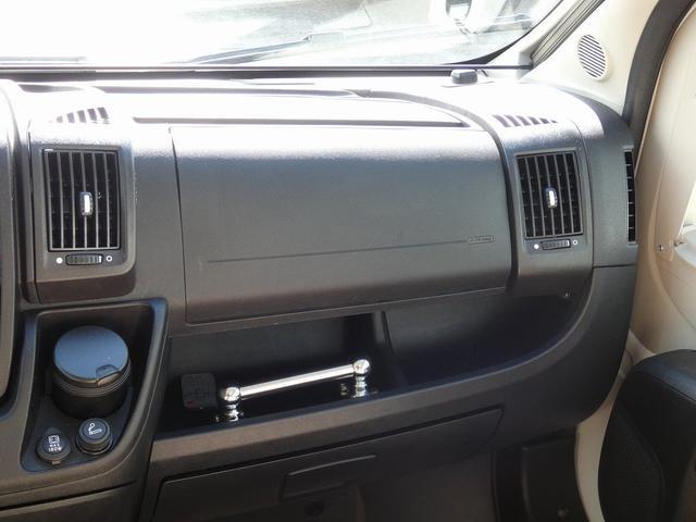 デュカト アドリア ツイン540SPT 8ナンバーキャンピングカー アラウンドビューモニター ツインサブバッテリー 走行充電 外部充電 ソーラーパネル ガスボイラーヒーター インバーター1500W リア常設ベッド カセットトイレ(32枚目)
