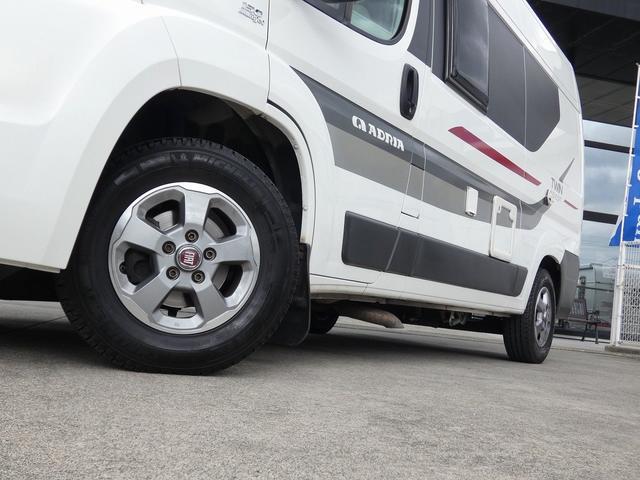 デュカト アドリア ツイン540SPT 8ナンバーキャンピングカー アラウンドビューモニター ツインサブバッテリー 走行充電 外部充電 ソーラーパネル ガスボイラーヒーター インバーター1500W リア常設ベッド カセットトイレ(48枚目)