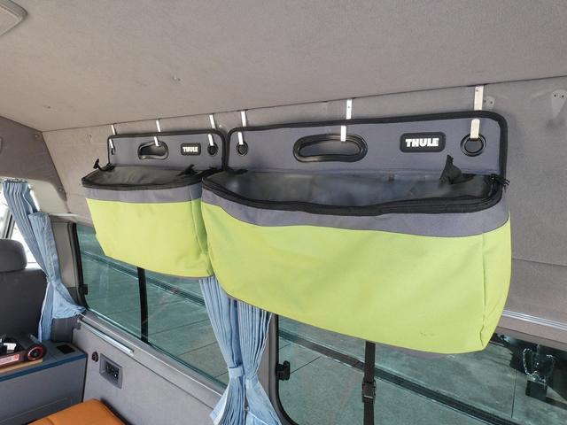 ピーズクラフト クラフトキャンパー 8ナンバーキャンピングカー サブバッテリー 走行充電 シンク FFヒーター リアクーラーヒーター 常設ベッド トランスポーター ファスプシート ナビ バックカメラ ETC ABS(17枚目)