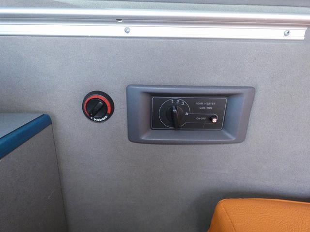 ピーズクラフト クラフトキャンパー 8ナンバーキャンピングカー サブバッテリー 走行充電 シンク FFヒーター リアクーラーヒーター 常設ベッド トランスポーター ファスプシート ナビ バックカメラ ETC ABS(19枚目)