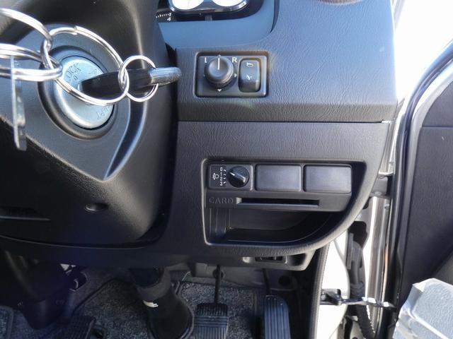 ピーズクラフト クラフトキャンパー 8ナンバーキャンピングカー サブバッテリー 走行充電 シンク FFヒーター リアクーラーヒーター 常設ベッド トランスポーター ファスプシート ナビ バックカメラ ETC ABS(27枚目)