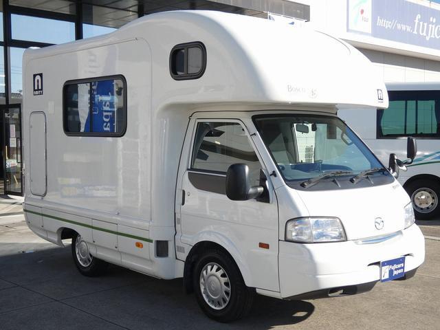 AtoZ アミティ 8ナンバーキャンピングカー サブバッテリー 走行充電 外部電源 リアTV シンク 冷蔵庫 常設2段ベッド マックスファン バックモニター 走行用リアクーラー(32枚目)