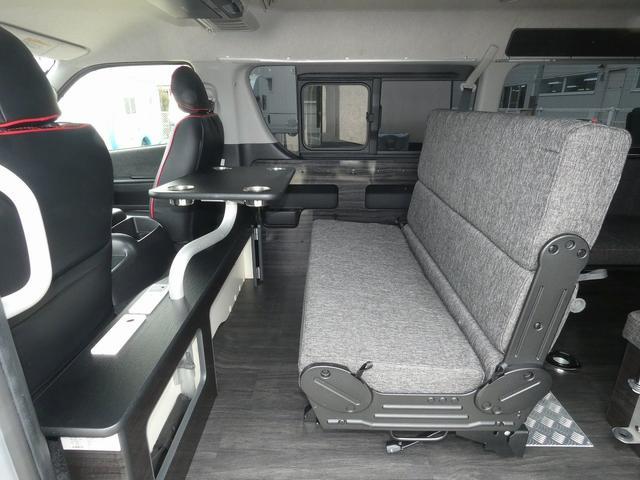 アネックス ファミリーワゴン 3ナンバーキャンピング仕様 サブバッテリー 走行充電 12V電源 LEDヘッドライト スマートキー ナビ バックカメラ ETC ドライブレコーダー(2枚目)