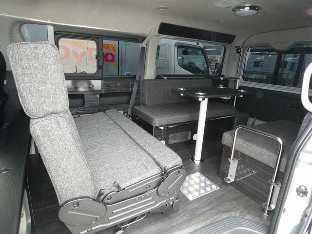アネックス ファミリーワゴン 3ナンバーキャンピング仕様 サブバッテリー 走行充電 12V電源 LEDヘッドライト スマートキー ナビ バックカメラ ETC ドライブレコーダー(3枚目)