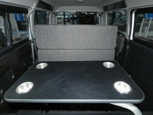 アネックス ファミリーワゴン 3ナンバーキャンピング仕様 サブバッテリー 走行充電 12V電源 LEDヘッドライト スマートキー ナビ バックカメラ ETC ドライブレコーダー(4枚目)