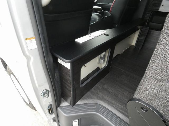 アネックス ファミリーワゴン 3ナンバーキャンピング仕様 サブバッテリー 走行充電 12V電源 LEDヘッドライト スマートキー ナビ バックカメラ ETC ドライブレコーダー(8枚目)