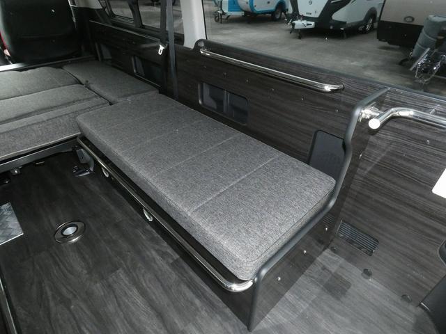 アネックス ファミリーワゴン 3ナンバーキャンピング仕様 サブバッテリー 走行充電 12V電源 LEDヘッドライト スマートキー ナビ バックカメラ ETC ドライブレコーダー(11枚目)