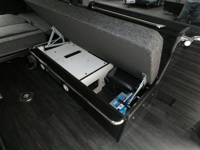 アネックス ファミリーワゴン 3ナンバーキャンピング仕様 サブバッテリー 走行充電 12V電源 LEDヘッドライト スマートキー ナビ バックカメラ ETC ドライブレコーダー(12枚目)