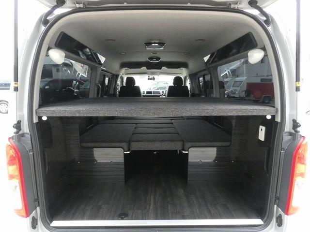 アネックス ファミリーワゴン 3ナンバーキャンピング仕様 サブバッテリー 走行充電 12V電源 LEDヘッドライト スマートキー ナビ バックカメラ ETC ドライブレコーダー(17枚目)