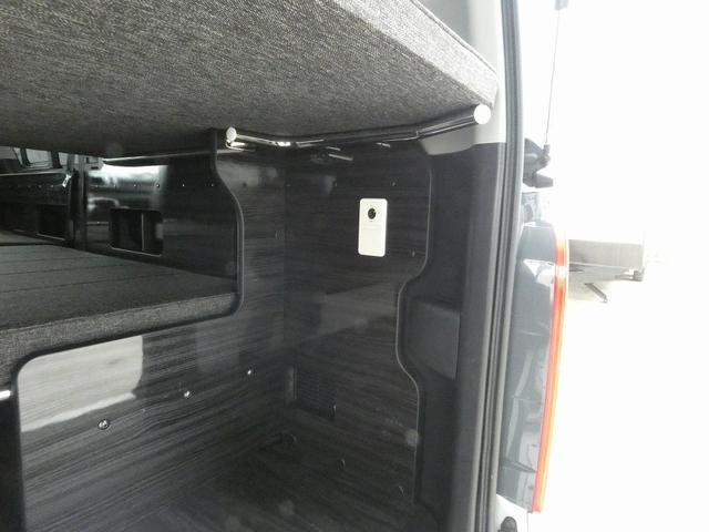 アネックス ファミリーワゴン 3ナンバーキャンピング仕様 サブバッテリー 走行充電 12V電源 LEDヘッドライト スマートキー ナビ バックカメラ ETC ドライブレコーダー(20枚目)