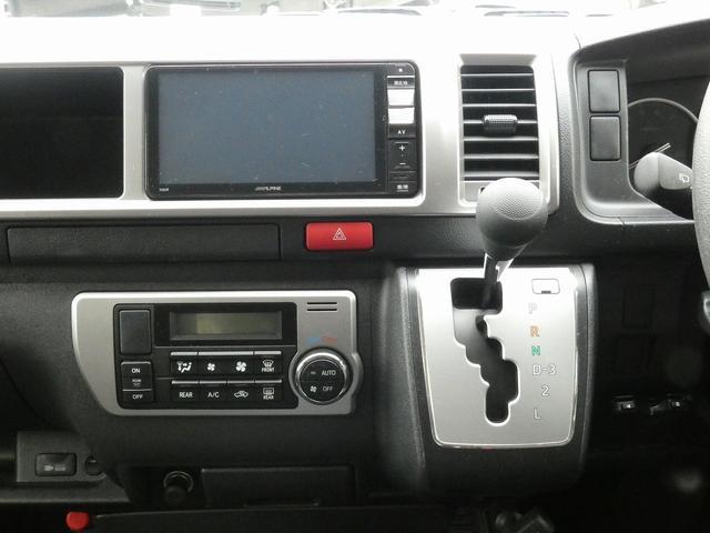 アネックス ファミリーワゴン 3ナンバーキャンピング仕様 サブバッテリー 走行充電 12V電源 LEDヘッドライト スマートキー ナビ バックカメラ ETC ドライブレコーダー(28枚目)