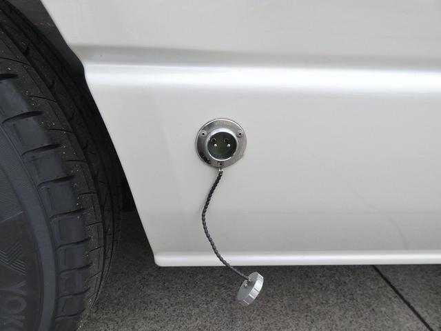 かーいんてりあ高橋リラックスワゴン 3ナンバーキャンピングカー仕様 車中泊 サブバッテリー 走行充電 外部充電 インバーター1500W FFヒーター リアTV(39枚目)