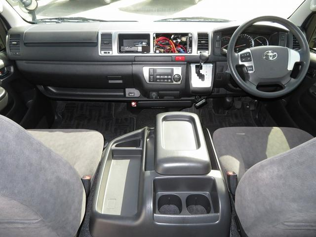 リノ匠 FOCS DS-Fスタイル 8ナンバーキャンピングカー リノベーション 新規架装 7名乗車 ファスプシート サブバッテリー 走行充電 外部充電 LED照明 冷蔵庫 床下収納(29枚目)
