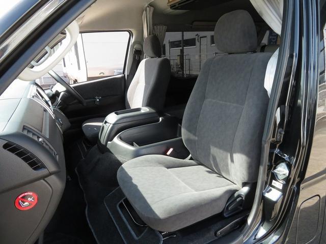 リノ匠 FOCS DS-Fスタイル 8ナンバーキャンピングカー リノベーション 新規架装 7名乗車 ファスプシート サブバッテリー 走行充電 外部充電 LED照明 冷蔵庫 床下収納(38枚目)