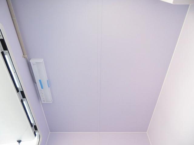 DX 移動販売車両 キッチンカー シンク 給水排水タンク 換気扇 100V外部電源 ステンレス製カウンター LED室内照明 Wエアバック ABS パワステ 4ナンバー登録(14枚目)