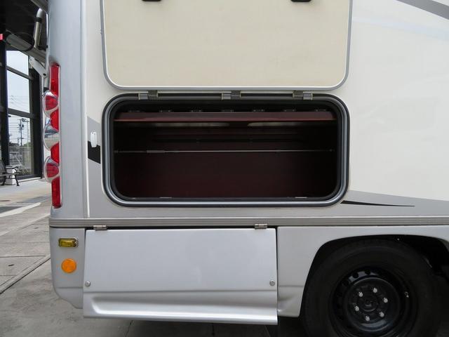ナッツRV クレア5.0S 8ナンバーキャンピングカー ツインサブバッテリー サイドオーニング マルチルーム FFヒーター 走行用リアクーラー BSアンテナ インバーター1500W 冷蔵庫 ソーラーパネル(40枚目)